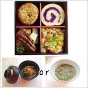 蕎麦or七草粥セット
