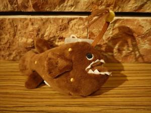 ベストエバー おもちゃ チョウチンアンコウ