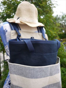 LIP 抱っこバッグ店舗限定カラー ボーダー